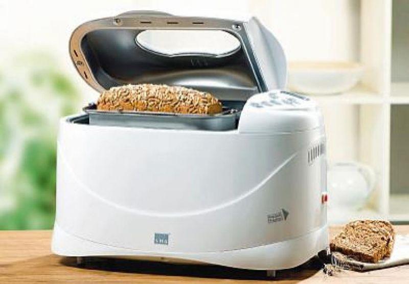 Хлебопечка quigg рецепты